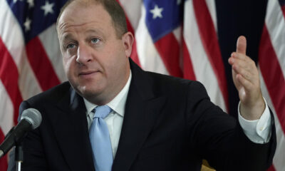Colorado Gov. Polis is in quarantine after coronavirus exposure