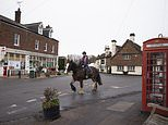 Rusper village that's home to 1,400 is revealed as Britain's capital of online stock market trading