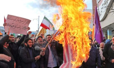 Iranian Official to Students: Burn U.S. Flags at Home to Avoid Coronavirus