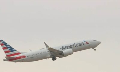 Watch: Boeing 737 Max lifts off for first demonstration flight since March 2019
