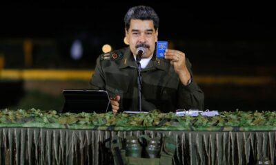 Iranian Arms, Fighters Bolster Venezuela's Maduro, U.S. Says