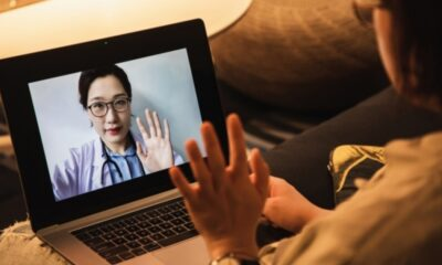 'Sleeping giant' of telehealth awoke in 2020, and here's who rose to the challenge