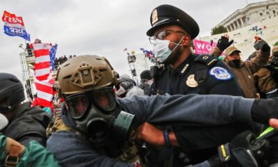 Failed response to Capitol riot shows deep divide over police use of force