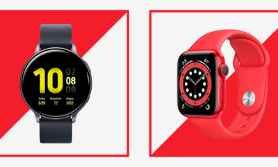 The 8 Best Fitness Smartwatch Deals on Amazon Today