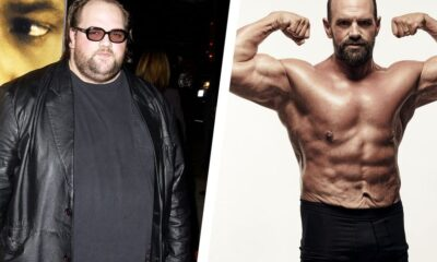 Actor Ethan Suplee Has a Pretty Vicious Set of Abs Now