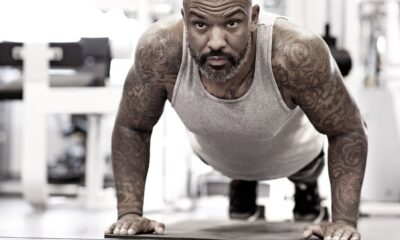 How Men Over 40 Can Train Their Triceps Safely