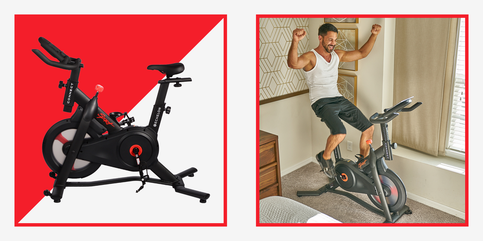 The Echelon Connect Sport Indoor Cycling Bike Is on Sale at Walmart Right Now