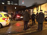 Police raid London roof-top bash and smash '100-strong house party' in Hertfordshire village