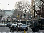 Green Zone perimeter set up in DC ahead of Biden's inauguration