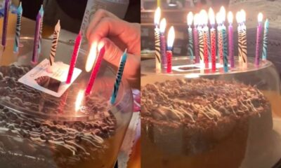 This Birthday Candle Hack Will Prevent Germs From Getting on the Cake