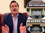 Dominion sends cease and desist letter to MyPillow CEO Mike Lindell and threatens defamation suit