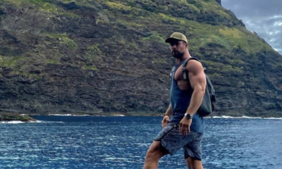 Chris Hemsworth Posts a Final Thirst Trap Before 'Thor: Love and Thunder' Filming Begins