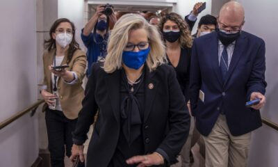Wyoming GOP Calls For Liz Cheney To Resign And Repay Donations In Scorched-Earth Censure
