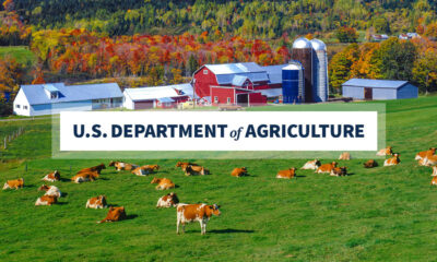 U.S. Department of Agriculture Announces Key Leadership in Farm Production and Conservation Mission Area