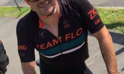 This Cyclist Was Told He's Too Big to Race—So He Upped His Power Numbers