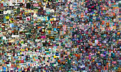 NFTs Boom as Collectors Shell Out to 'Own' Digital Art