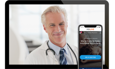 MDLive to be acquired by Cigna's Evernorth