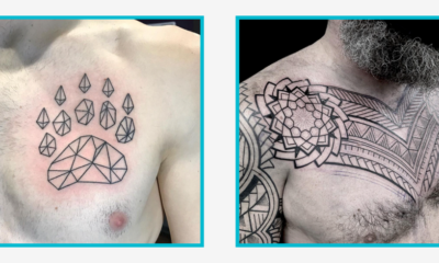 The 17 Best Chest Tattoos for Men