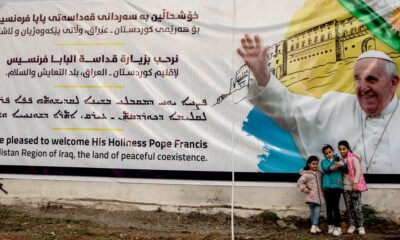 How Pope Francis and Ayatollah Sistani are making history in Iraq