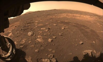 NASA took Perseverance for its first 'spin' on Mars