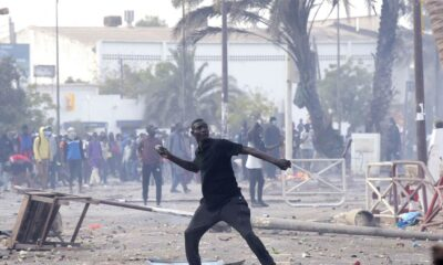 Protests intensify as Senegalese opposition leader faces rape charge in court